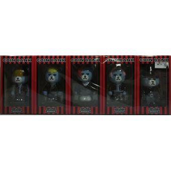 【中古】【未開封】 BIGBANG KRUNK コインバンク全5種コンプセット [併売:0OVX]【赤道店】