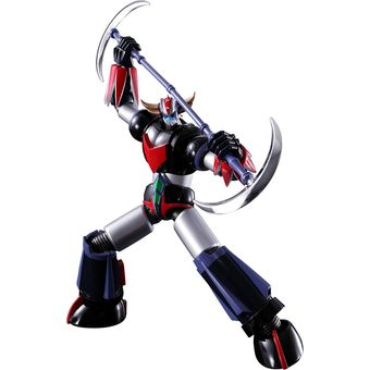 【中古】 スーパーロボット超合金 グレンダイザー&スペイザーセット UFOロボ グレンダイザー[併売:0P5D]【赤道店】