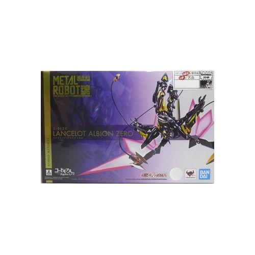 【中古】【未開封】METAL ROBOT魂 Z-01Z0 ランスロット・アルビオンゼロ[併売:0PPS]【赤道店】