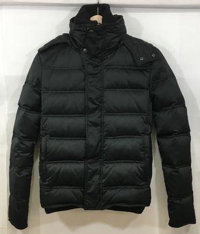 【中古】【AKM/エーケーエム】ダウンジャケット[表記サイズ:S/BLACK/メンズ]【併売:001R】【上越店】