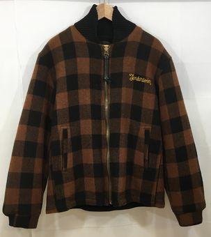 【中古】【TENDERLOIN/テンダーロイン】ランバージャックジャケット[表記サイズ:XL/BROWN/メンズ]【併売:002I】【上越店】
