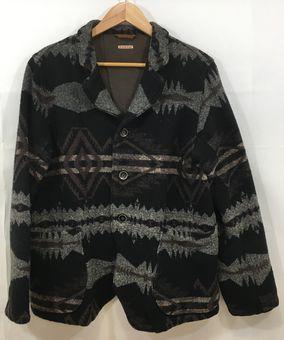【中古】【KAPITAL/キャピタル】ジャケット[表記サイズ:M/BLACK/BROWN/メンズ]【併売:002M】【上越店】