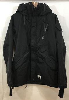 【中古】【WESTRIDE/ウエストライド】MOUNTAIN RIDERS JKT[表記サイズ:SMALL/BLACK/メンズ]【併売:003B】【上越店】