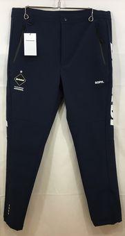 【中古】【F.C.Real Bristol/エフシーリアルブリストル】warm up pants[表記サイズ:XL/NAVY/メンズ]【併売:0042】【上越店】