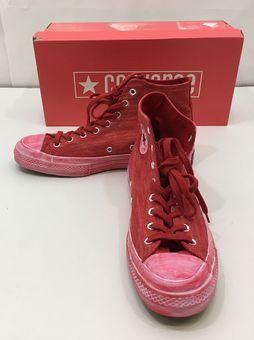 【中古】【converse/コンバース】Chuck Tailor[表記サイズ:29.0cm/RED/メンズ]【併売:005Q】【上越店】