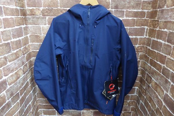 【未使用品】MAMMUT/Ayako Pro HS Hooded Jacket 1010 27550/マムート マウンテンパーカ【送料無料】【表記サイズ:L】【未使用】【沼津店】[併売:00152]