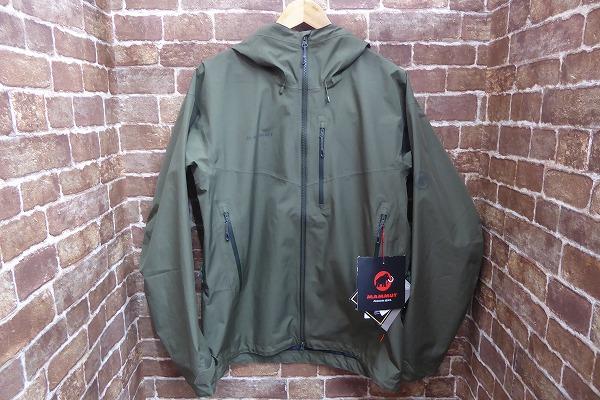 【未使用品】MAMMUT/マムート/Ayako Pro HS Hooded Jacket AF Men 1010-27550/アヤコ プロ フーデッド ジャケット/マウンテンパーカ【サイズ:XL】【送料無料】【沼津店】[併売:00135]