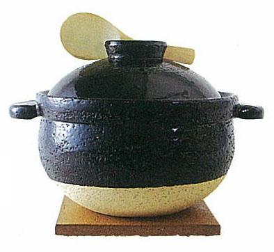 【送料無料】長谷園 かまどさん 5合炊き【長谷製陶】