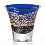 【送料無料】江戸硝子 瑠璃玻璃 冷酒杯 LS19616RULM