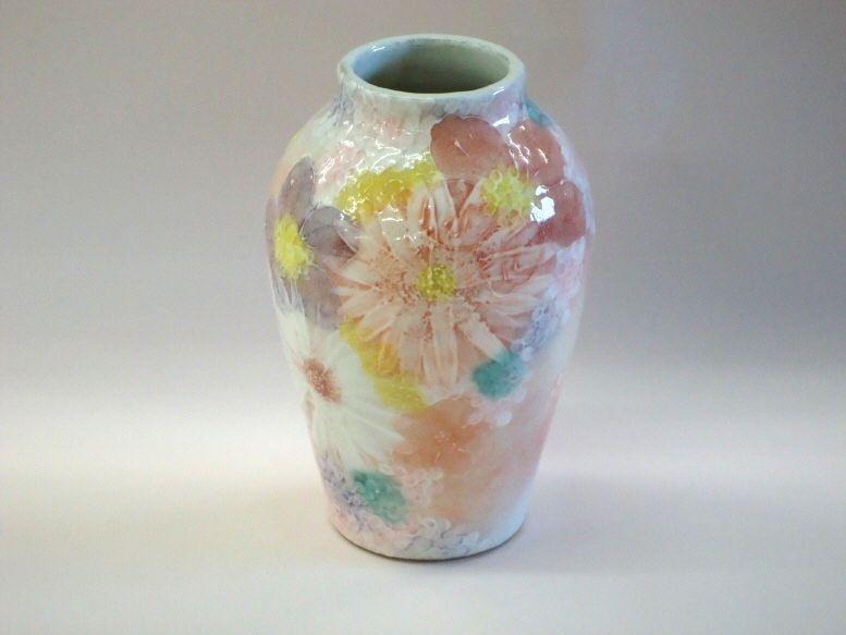 【送料無料】ゆずりは 花瓶 ゆ-11