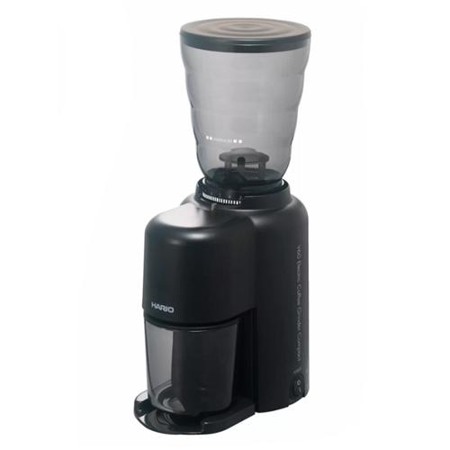 【送料無料】HARIO(ハリオ) V60 電動コーヒーグラインダーコンパクト ブラック(黒) EVC-8B