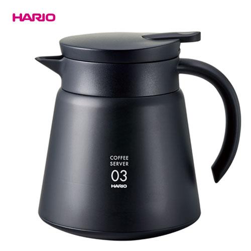 HARIO(hario)V60保溫不銹鋼伺服器800 VHS-80B