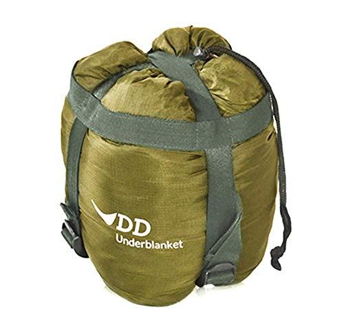 DDハンモック DD Underblanket アンダーブランケット Olive Green オリーブグリーン 並行輸入品 送料無料