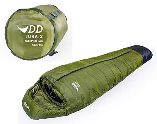 DD Jura 2 Sleeping Bag スリーピングバッグ 濡れた靴のまま着用できるハンモック用寝袋 並行輸入品 送料無料