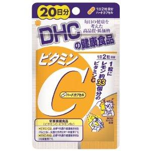 DHC ビタミンC 20日分 4511413404058 登場大人気アイテム メール便送料無料 品質検査済 40粒