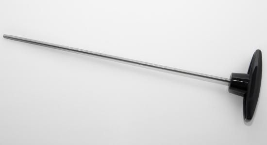 チタン製プラスチックハンドル付き6角レンチImprex(インプレックス)社製全長約305mm6角サイズ4mm