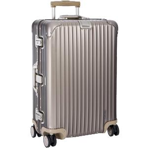 【リモワ】RIMOWA TOPAS トパーズ チタニウム マルチホイール 945.70 82L アルミ ゴールド 4輪 スーツケース 94570 901.70 90170