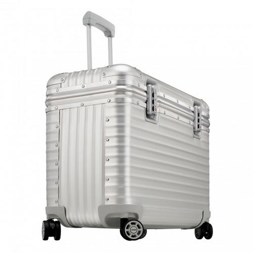 【リモワ】RIMOWA TOPAS トパーズ 932.51 マルチホイール 39L アルミ シルバー 4輪 スーツケース パイロット 920.51.00.4