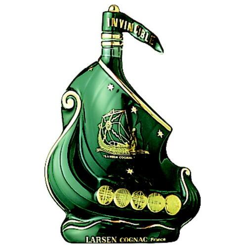 ブランデー ラーセン ダークグリーン リモージュ シップ 700ml (35-2)(72337) 洋酒 brandy