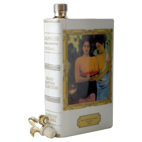 カミュ ブック ゴーギャン 「タヒチの二人の女性とマンゴーの花」 700ml (33-2) (72016)