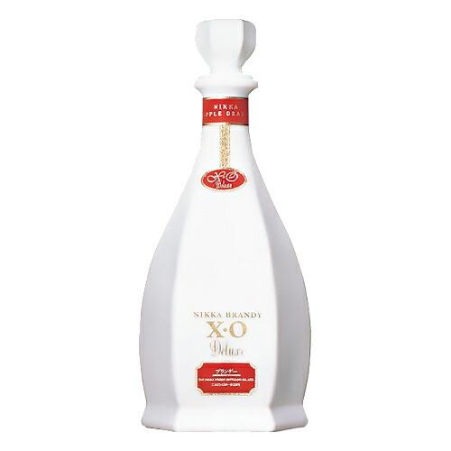 ブランデー ニッカ XO デラックス 白 660ml (23-4)(14304) 洋酒 brandy