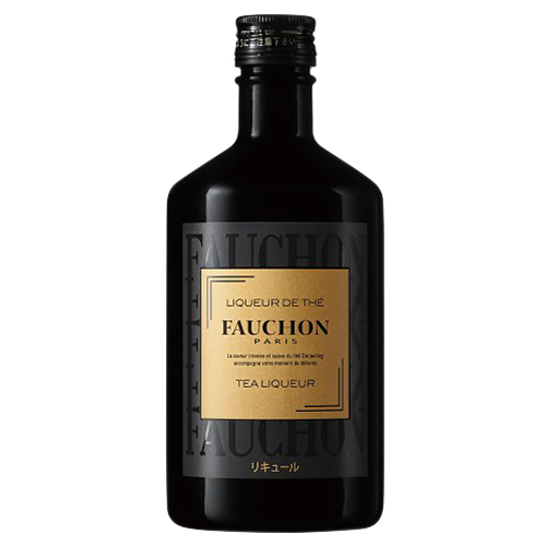 Fauchon tea liqueur 500 ml