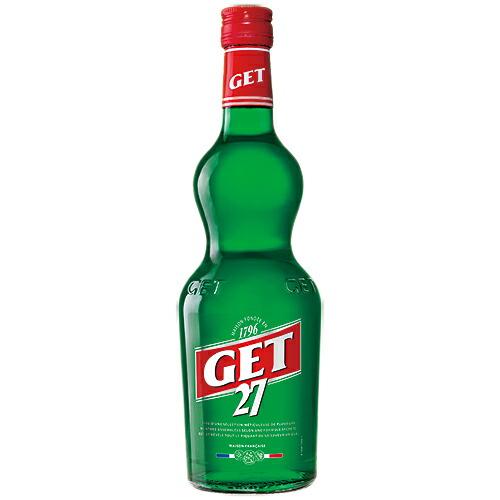 リキュール ペパーミント ジェット 27 700ml (22-4)(74048) liqueur