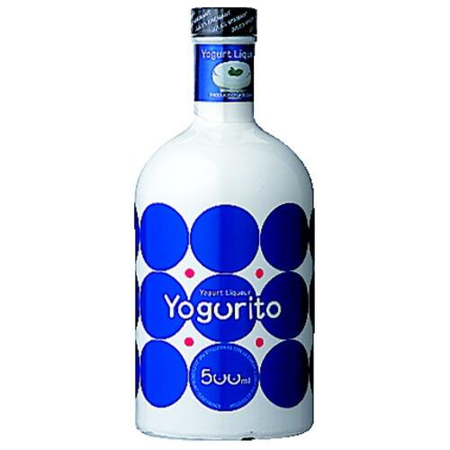 リキュール ヨーグリート 500ml (24-4)(74226) liqueur