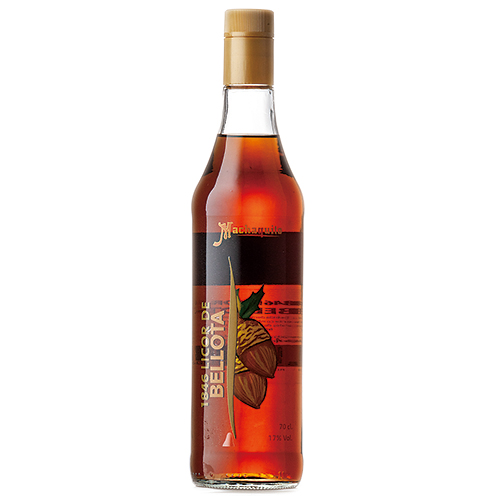 リキュール リコール デ ベロータ (どんぐり) 700ml (73-1)(74713) liqueur