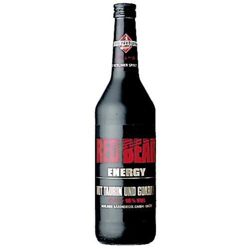 敬老の日 誕生日 ギフト 業務用にも最適 リキュール レッドベアー エナジー カクテル liqueur いよいよ人気ブランド 700ml 在庫あり 74892 73-3