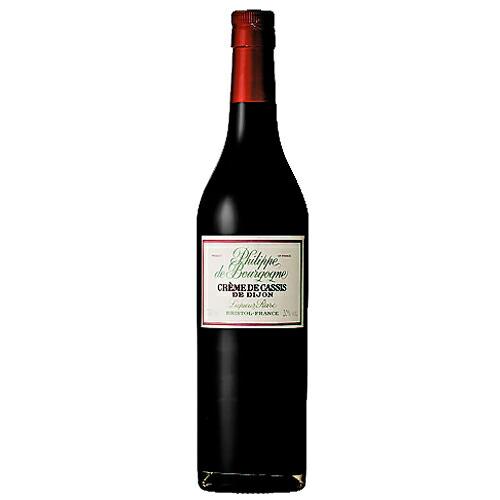 敬老の日 誕生日 ギフト 業務用にも最適 リキュール フィリップ ド ブルゴーニュ 74535 カクテル 特売 カシス 毎日がバーゲンセール クレーム 24-5 liqueur 700ml