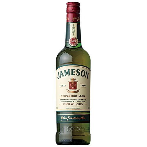 敬老の日 誕生日 オーバーのアイテム取扱☆ 卸売り ギフト 業務用にも最適 ウイスキー ジェムソン 700ml 21-2 洋酒 40度 70900 Whisky