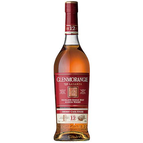 敬老の日 お気にいる 誕生日 ギフト 業務用にも最適 ウイスキー 卓出 グレンモーレンジ Whisky 79819 34-6 700ml ラサンタ 洋酒