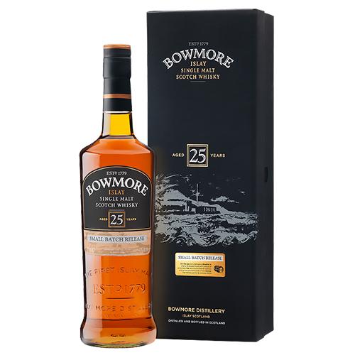 ウイスキー ボウモア 25年 700ml (38-0)(70105) 洋酒 Whisky