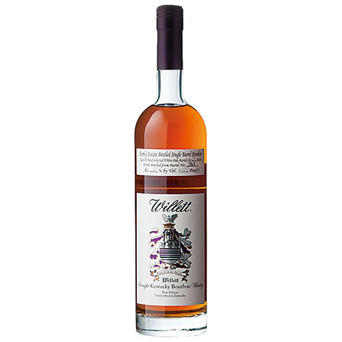 Willett family estate 21 year single barrel Barrel No.C67A 71.4% 750 ml