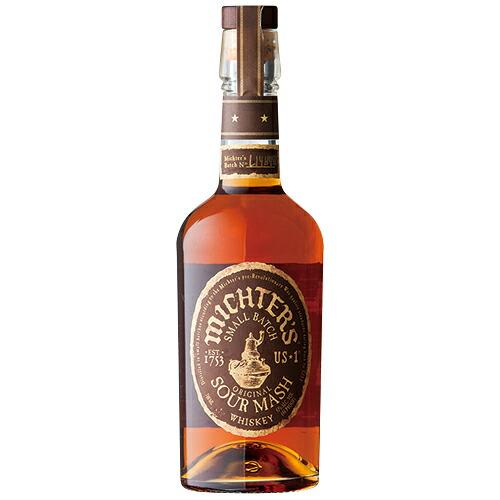 敬老の日 誕生日 ギフト 業務用にも最適! ウイスキー ミクターズ スモールバッチ サワーマッシュ US No.1 700ml (71695) 洋酒 Whisky(74-3)