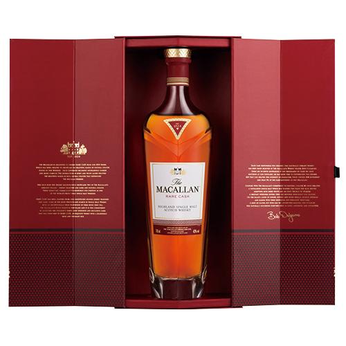 ウイスキー ザ マッカラン レアカスク 700ml (70063) 洋酒 Whisky(35-3)