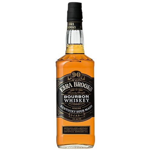 敬老の日 誕生日 ショップ ギフト 業務用にも最適 ウイスキー エズラ 22-5 Whisky レビューを書けば送料当店負担 750ml 洋酒 71073 ブルックス