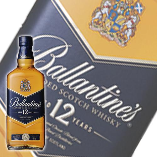 業界No.1 誕生日 ギフト 業務用にも最適 ウイスキー バランタイン ブルー12年 70337 21-3 洋酒 Whisky 700ml 日本最大級の品揃え