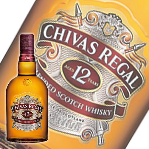 誕生日 ギフト 男女兼用 業務用にも最適 ウイスキー シーバスリーガル 12年 Whisky 40度 1000ml 超目玉 34-4 70361 洋酒