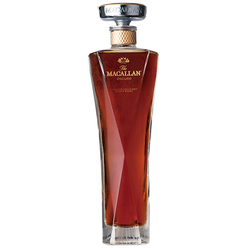 ウイスキー ザ マッカラン オスクーロ 1824コレクション 700ml (77529) 洋酒 Whisky(28-0)