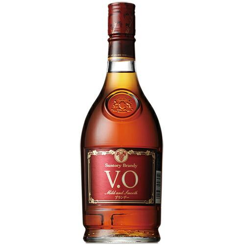 敬老の日 誕生日 ギフト 業務用にも最適 ブランデー サントリー VO 640ml 13312 brandy 新品未使用 洋酒 好評 23-3