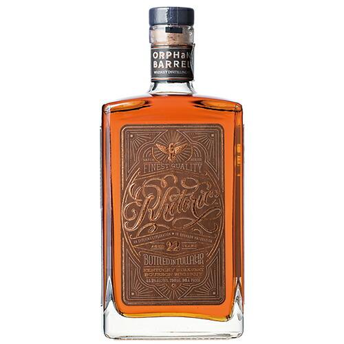 ウイスキー オーファンバレル レトリック 22年 750ml (71517) 洋酒 Whisky(74-3):輸入酒のかめや