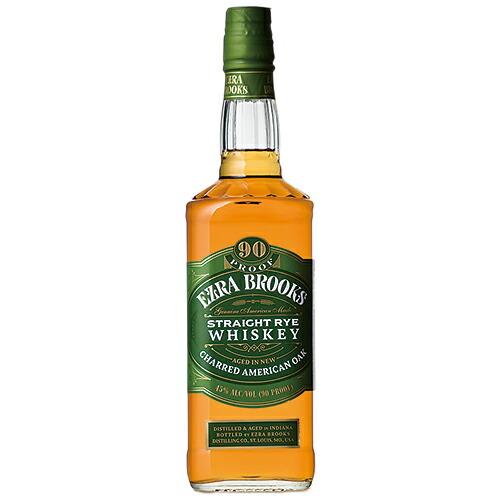ウイスキー エズラ ブルックス ライ 750ml (74-1)(71446) 洋酒 Whisky