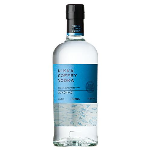 ウォッカ ニッカ カフェ ウォッカ 700ml (23-4)(16372) スピリッツ vodka