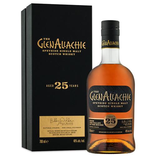 グレンアラヒー 25年 700ml [79474](77-5)