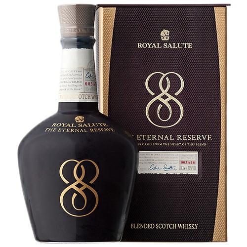 使い勝手の良い ウイスキー ロイヤルサルート 21年 エターナル リザーブ 700ml (70370) 洋酒 Whisky(77-1), 大竹市 679101be