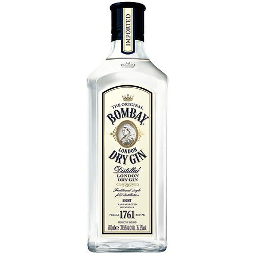 敬老の日 誕生日 ギフト 業務用にも最適 国内在庫 ジン ボンベイ ドライジン スピリッツ 33-4 700ml 透明瓶 40度 73305 キャンペーンもお見逃しなく gin