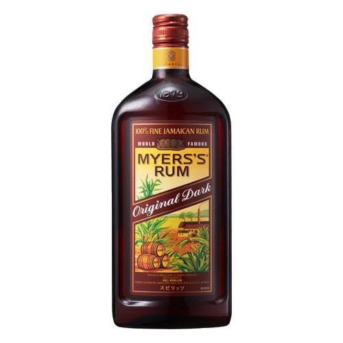 敬老の日 誕生日 ギフト 業務用にも最適 ラム マイヤーズ 10%OFF オリジナル 700ml ダーク スピリッツ 25-5 73783 売店 rum
