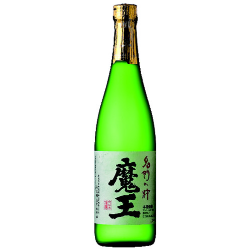 焼酎 白玉酒造 魔王 芋焼酎 720ml (76-1)(10832) 鹿児島県